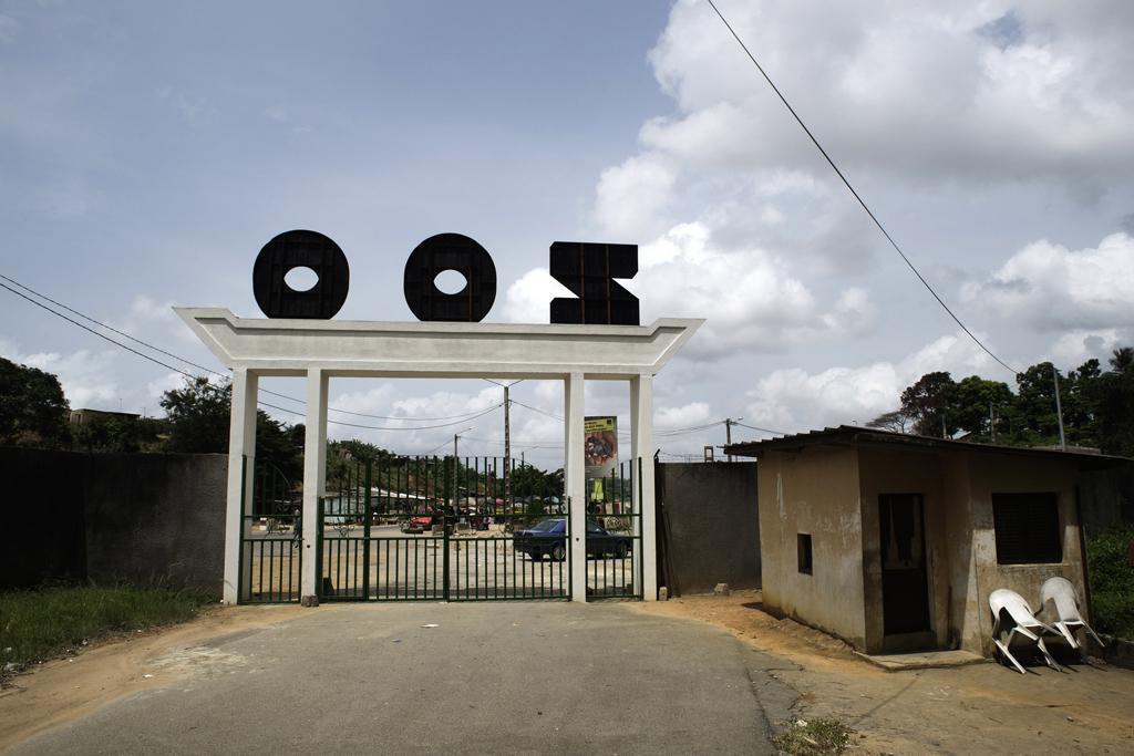 Michael Zumstein, Abidjan Zoo, Ivory Coast