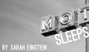 Mot Sleeps, by Sarah Einstein