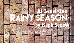 At Least One Rainy Season, by Keph Senett
