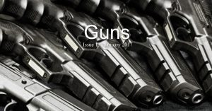 Issue 13 | GUNS