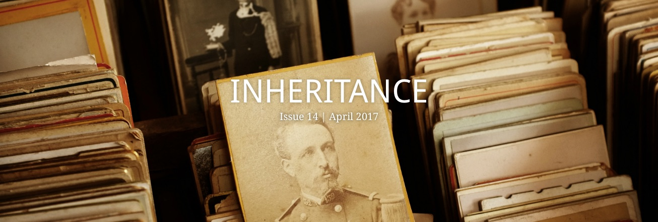 Inheritance Issue Cover