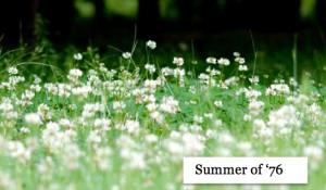 Summer of '76, by Heather Gatley