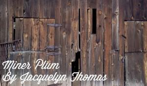 Miner Plum, by Jacquelyn Thomas