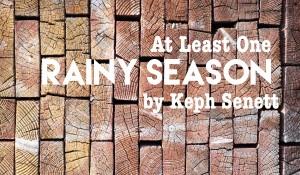 At Least One Rainy Season, by Keph Senett