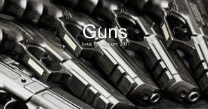 Issue 13 | GUNS