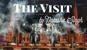 The Visit, by Natasha Singh